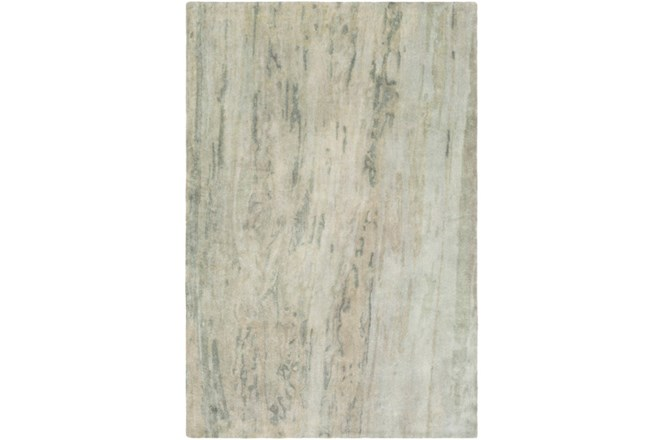 60X90 Rug-Marbled Watercolor Fern - 360