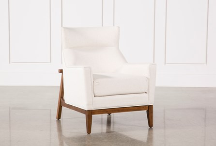 Benson Ivory Accent Chair