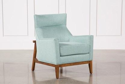 Peachy Benson Teal Accent Chair Lamtechconsult Wood Chair Design Ideas Lamtechconsultcom