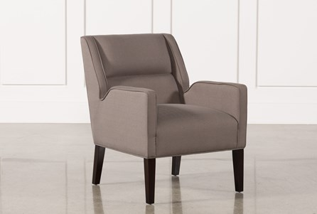 Reid Grey Accent Chair