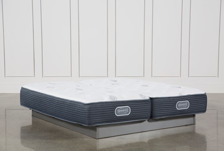 Palm Springs Luxury Firm Eastern King Split Mattress Set