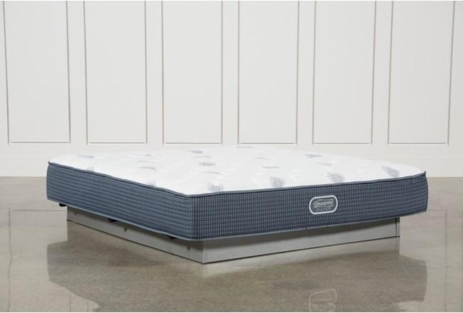 Palm springs plush eastern king mattress living spaces for Plush pad palm springs