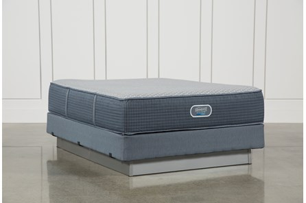 Ventura Plush Queen Mattress W/Foundation - Main