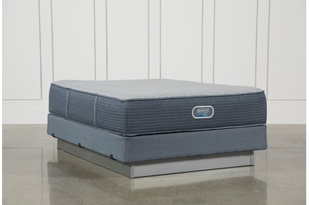 Vivid Shores Plush Queen Mattress W/Foundation - Main
