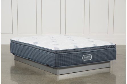 Palm Springs Plush Pillow Top Queen Mattress - Main