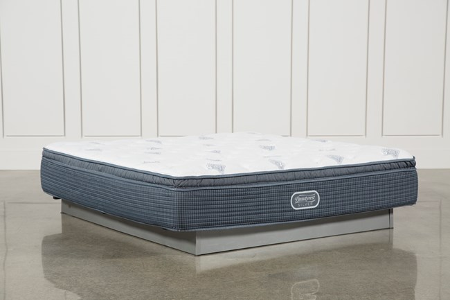 Palm Springs Plush Pillow Top Eastern King Mattress - 360