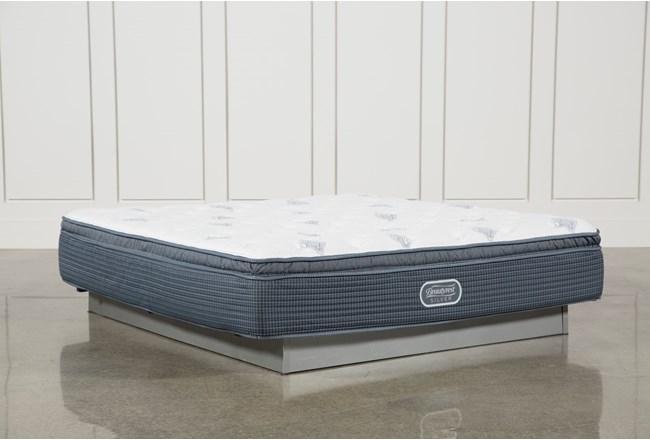Palm springs plush pillow top california king mattress for Plush pad palm springs