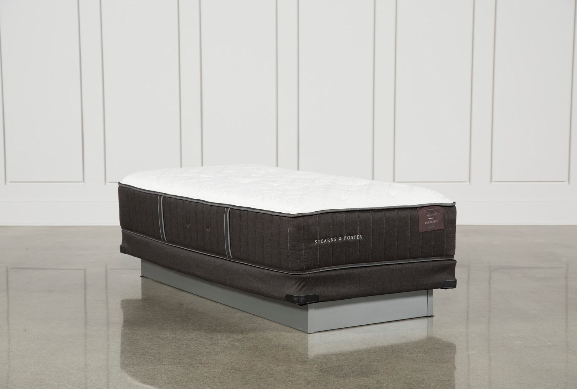 0cba988daf Rookwood Luxury Firm Twin Xl Mattress W/Low Profile Foundation (Qty: 1) has  been successfully added to your Cart.