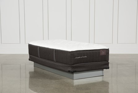 Rookwood Luxury Firm Twin Xl Mattress W/Low Profile Foundation