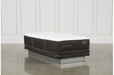 Rookwood Luxury Firm Twin Xl Mattress W/Low Profile Foundation - Main