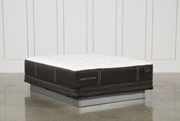 Rookwood Luxury Firm Queen Mattress W/Low Profile Foundation