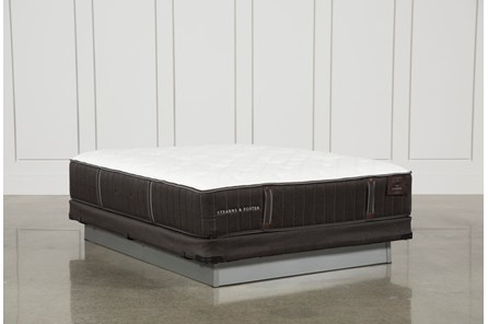 Rookwood Luxury Firm Queen Mattress W/Low Profile Foundation - Main