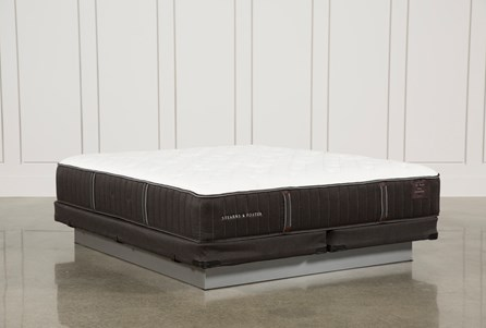 Rookwood Luxury Firm Eastern King Mattress W/Low Profile Foundation