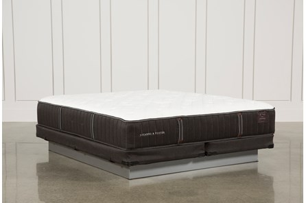 Rookwood Luxury Firm Eastern King Mattress W/Low Profile Foundation - Main