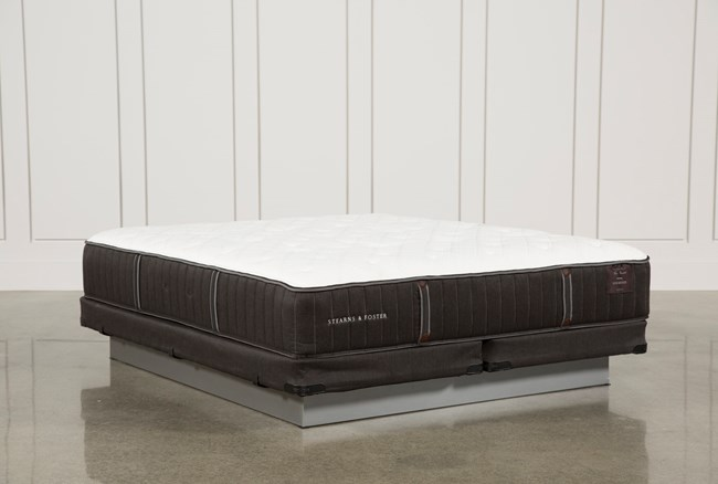 Rookwood Luxury Firm Eastern King Mattress W/Low Profile Foundation - 360