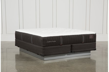 Rookwood Luxury Firm California King Mattress W/Foundation - Main