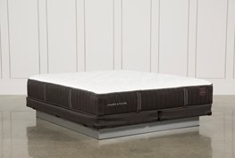 Rookwood Luxury Firm Cal King Mattress W/Low Profile Foundation