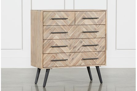 Natural 5-Drawer Dresser - Main