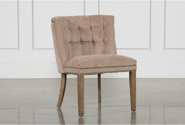Natural Side Chair - 360