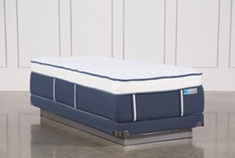 Blue Springs Firm Twin Xl Mattress W/Low Profile Foundation