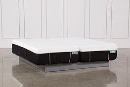 Copper Hybrid Firm Eastern King Split Mattress Set