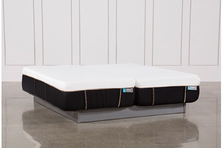 Copper Hybrid Firm Eastern King Split Mattress Set - Main