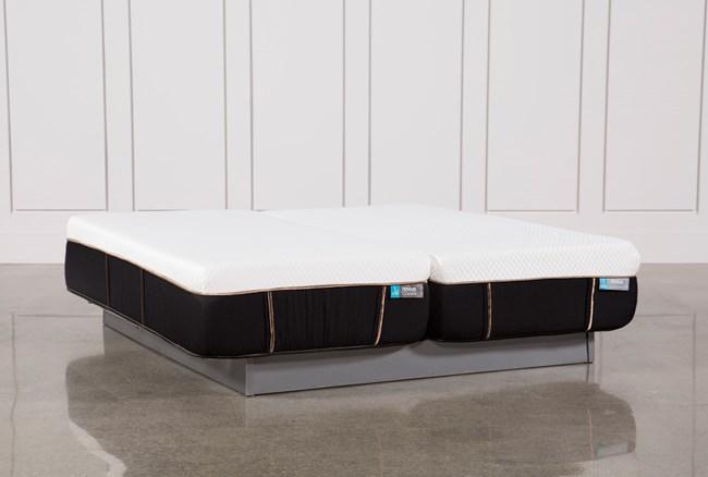 Copper Hybrid Firm Eastern King Split Mattress Set - 360