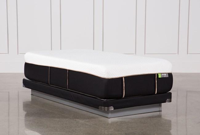Copper Hybrid Medium Twin Xl Mattress W/Low Profile