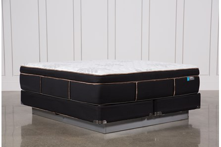Copper Springs Firm Eastern King Mattress W/Foundation - Main