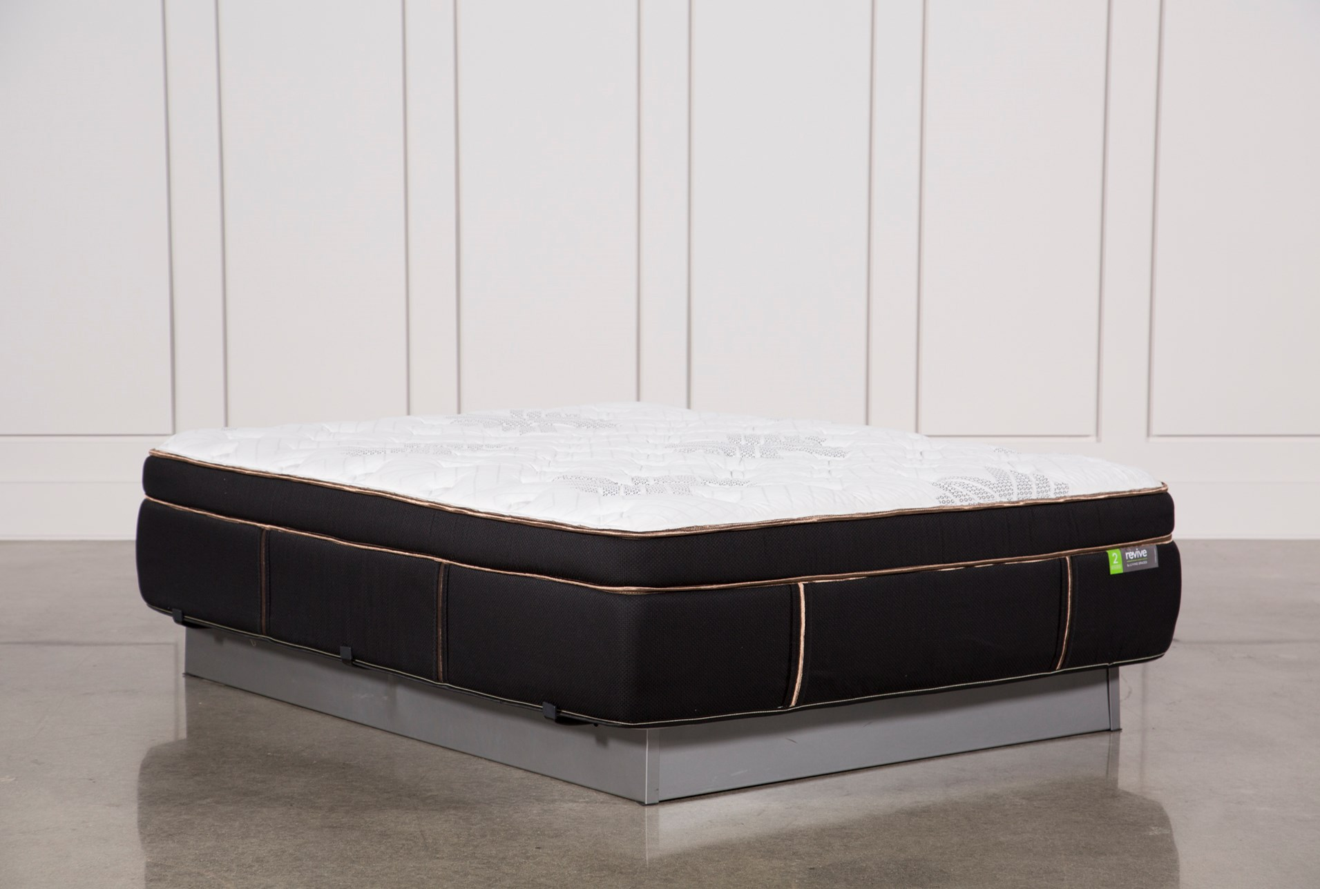 copper springs medium queen mattress living spaces