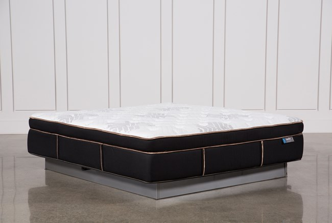 Copper Springs Plush Eastern King Mattress - 360