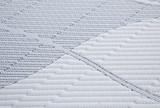 Blue Hybrid Firm Queen Mattress W/Foundation - material
