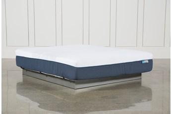 Blue Hybrid Firm Eastern King Mattress