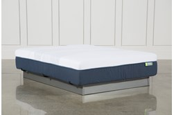Blue Hybrid Medium Queen Mattress