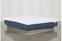 Blue Hybrid Medium Eastern King Mattress