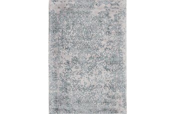 2'x3' Rug-Tobin Ice Blue