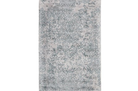 96X132 Rug-Tobin Ice Blue