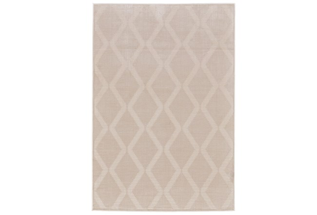 60X96 Rug-Phineas Ivory - 360
