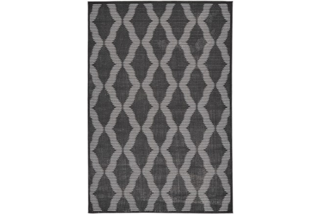 60X96 Rug-Phineas Charcoal - 360