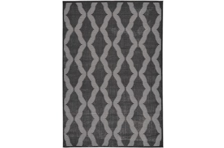 96X132 Rug-Phineas Charcoal