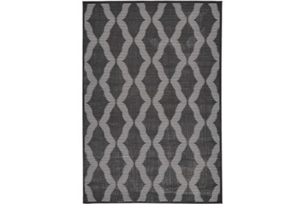 120X158 Rug-Phineas Charcoal