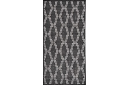 34X94 Rug-Phineas Charcoal