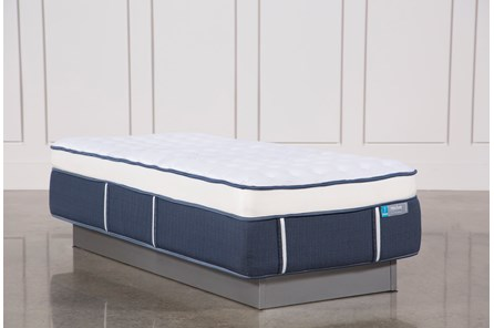 Blue Springs Firm Twin Extra Long Mattress - Main