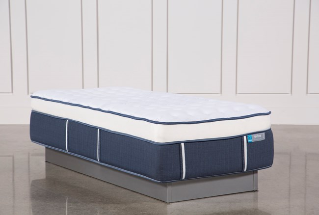Blue Springs Firm Twin Extra Long Mattress - 360