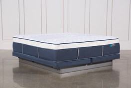 Blue Springs Firm Cal King Mattress W/Low Profile Foundation