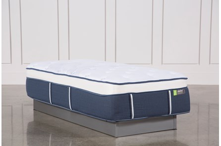 Blue Springs Medium Twin Extra Long Mattress - Main