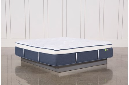 Blue Springs Medium Eastern King Mattress - Main