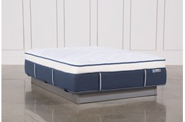 Blue Springs Plush Queen Mattress