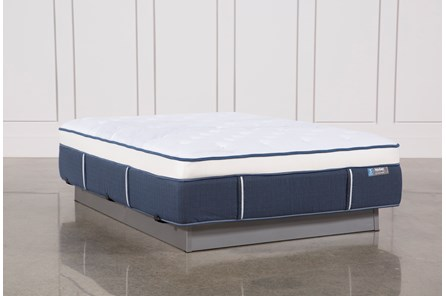 Blue Springs Plush Queen Mattress - Main