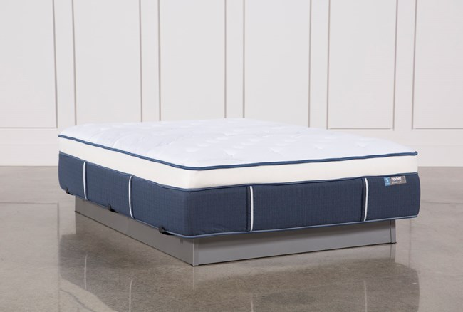 Blue Springs Plush Queen Mattress - 360